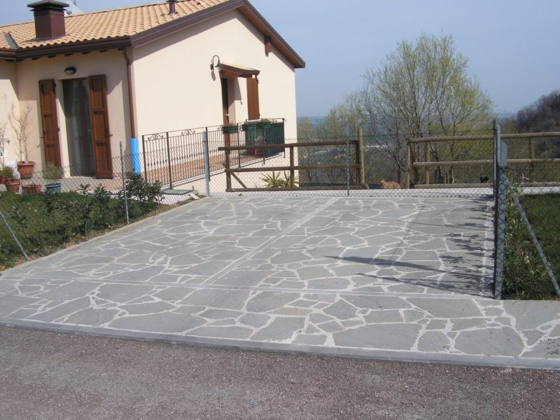 Pavimenti In Pietra Per Esterni Pictures to pin on Pinterest